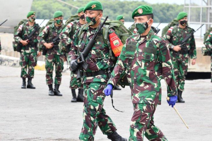 Pangdam I/BB ingatkan wilayah perbatasan rawan kelompok bersenjata