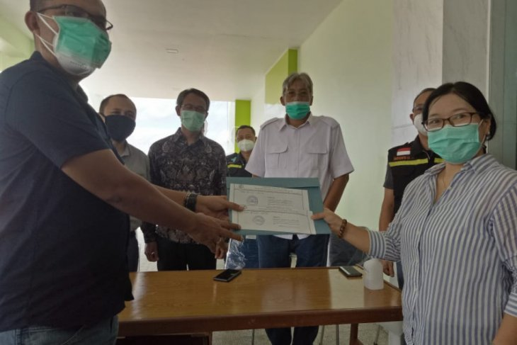 Sempat dirawat 61 hari di RSUD Sintang, Direktur PDAM Sanggau sembuh COVID-19