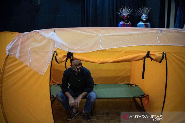 Meniti fase penghabisan 'virus corona' di Jakarta