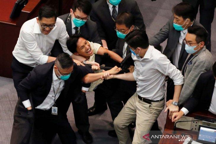 AS peringatkan China terkait UU keamanan nasional baru di Hong Kong