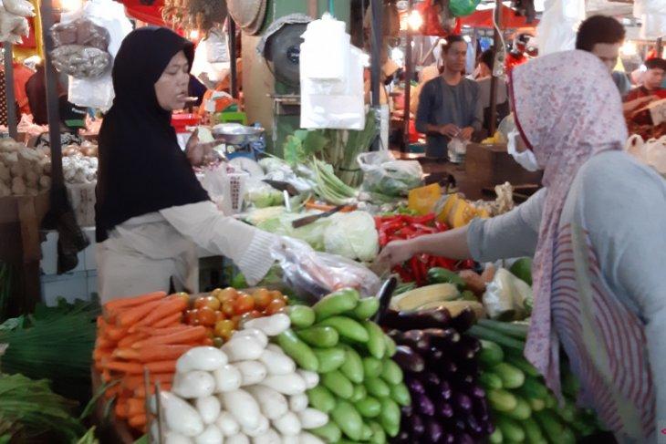 Empat komoditas pangan di Kalbar jadi perhatian jelang Lebaran