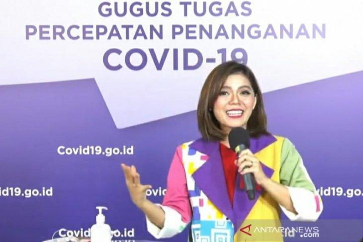Merry Riana ajak masyarakat hadapi COVID-19 dengan PHK