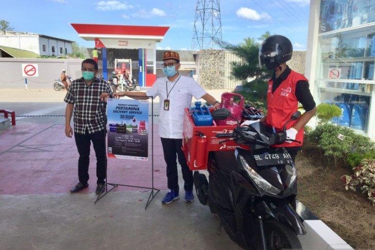 Pertamina hadirkan layanan pesan antar di Aceh
