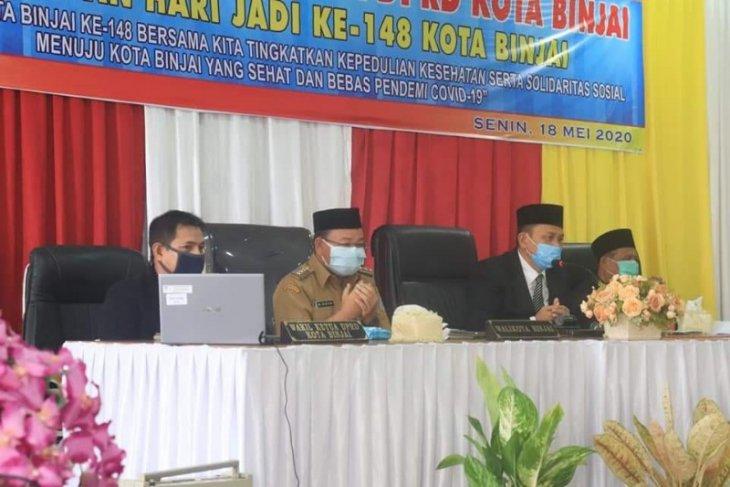 DPRD Binjai apresiasi semua pihak memutus mata rantai COVID-19
