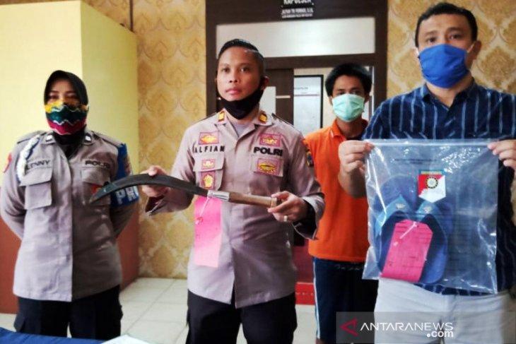 Polsek Banjarmasin Timur ringkus pelaku pembunuhan di Pekapuran Raya