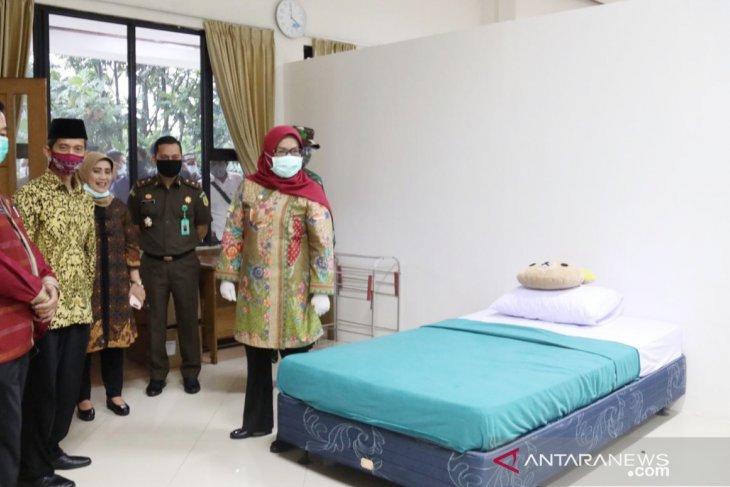 Bupati Bogor resmikan Balai Kemendagri jadi pusat isolasi ODP dan PDP