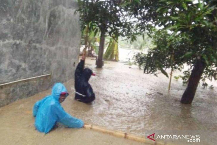 Banjir rendam 22 rumah di Kabupaten Bogor akibat hujan deras