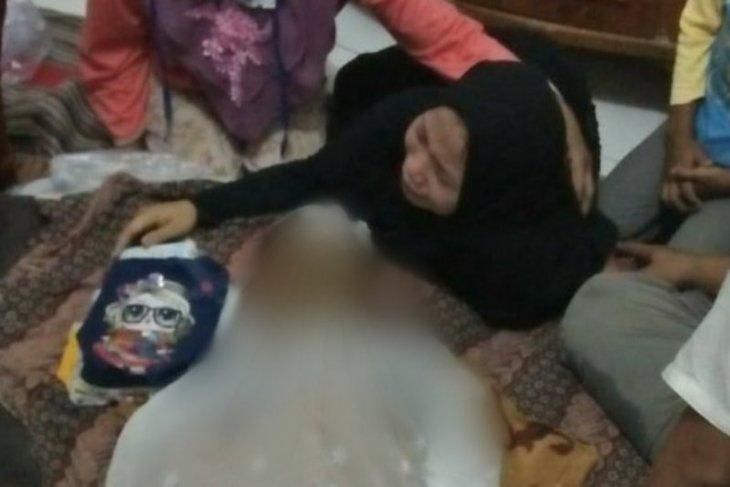 Bocah empat tahun meninggal hanyut di irigasi