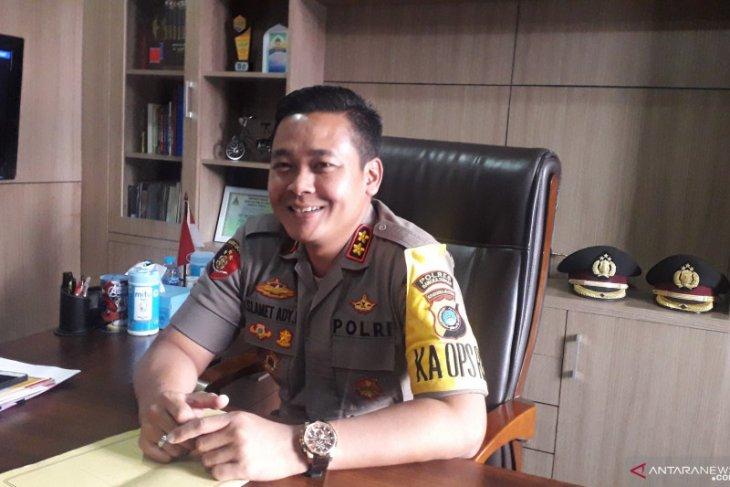 Polres Bangka Tengah ingatkan warga waspada beraktivitas saat pandemi Corana