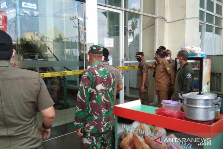 Karena langgar PSBB, Pemkot Tangerang tutup operasional CBD Ciledug
