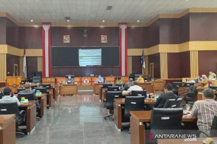 DPRD Kota Bogor apresiasi kinerja Pemkot Bogor ditahun 2019