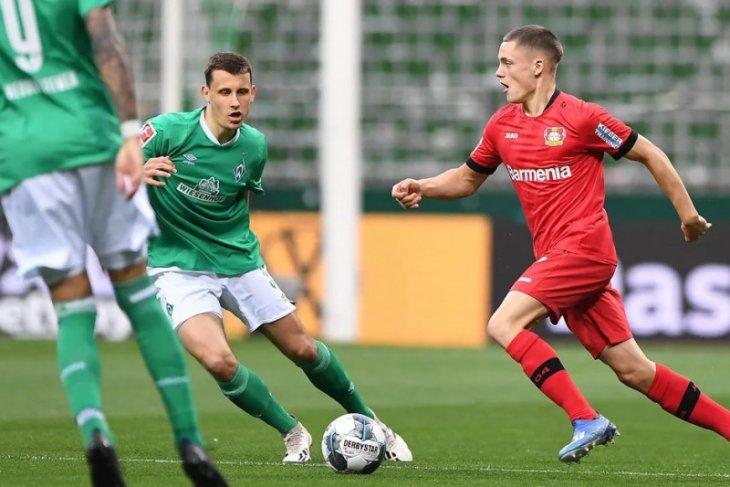Florian Wirtz pecahkan rekor pemain termuda Leverkusen