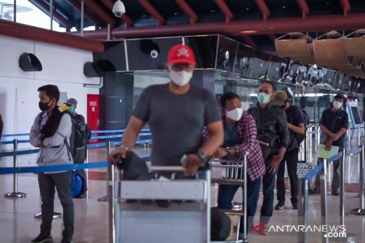 Proses keberangkatan penumpang, Angkasa Pura II terapkan prosedur baru