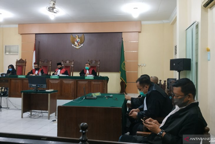 Suryadman Gidot divonis lima tahun penjara