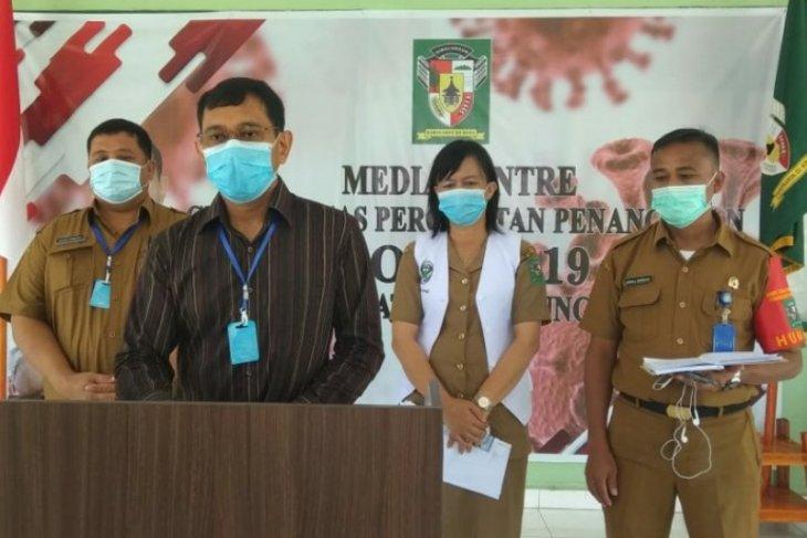 Positif COVID-19 di Simalungun sudah 10 kasus
