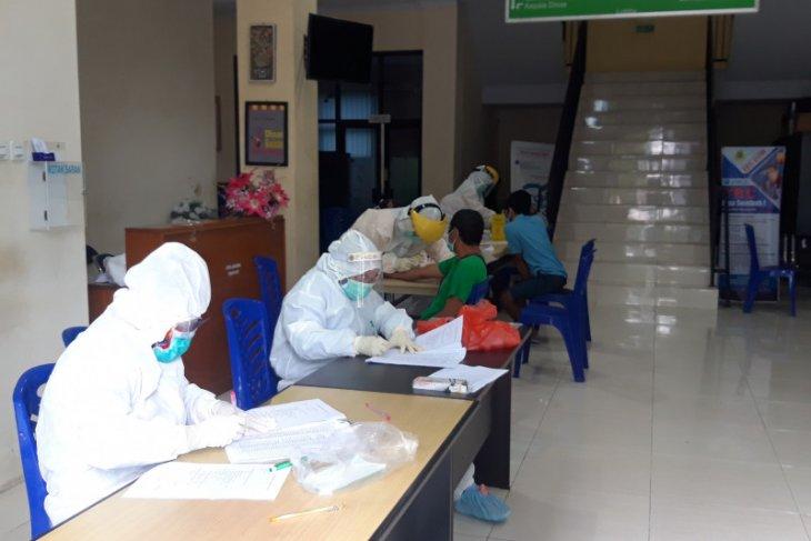 Kasus positif COVID-19 di Bengkulu bertambah jadi 67