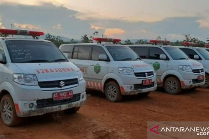 Mahakam Ulu siapkan empat ambulans khusus penanganan COVID-19