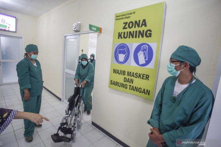 Bupati Bogor: Pusat isolasi ODP dan PDP masih kekurangan tenaga medis