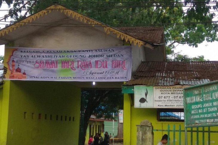 PDAM Tirtanadi berbagi bersama panti asuhan di Medan