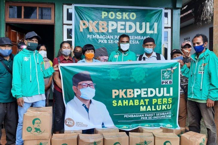 5.000 paket sembako DPP PKB disalurkan di Maluku