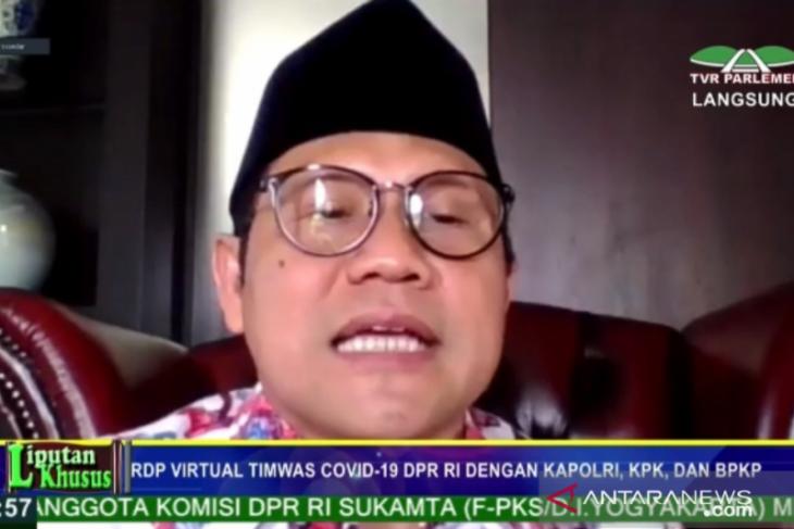 Wakil Ketua DPR ingatkan jangan sampai ada THR tidak dibayar