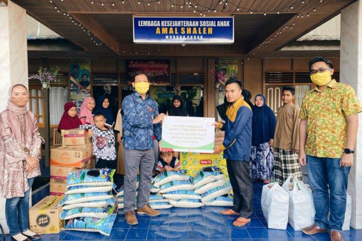 PEP Tanjung Field berikan santunan anak yatim