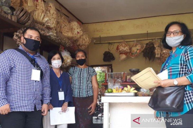 Diskop UMKM Denpasar pantau pelaksanaan PKM ke warung dan PKL