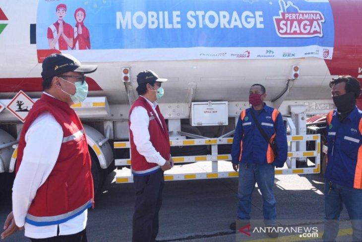 Pertamina tinjau kesiapan SPBU di Tol Trans-Jawa jelang Lebaran 2020