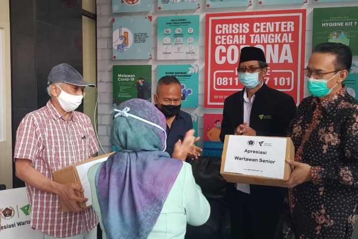 Dompet Dhuafa, PWI help journalists affected by COVID-19 crisis