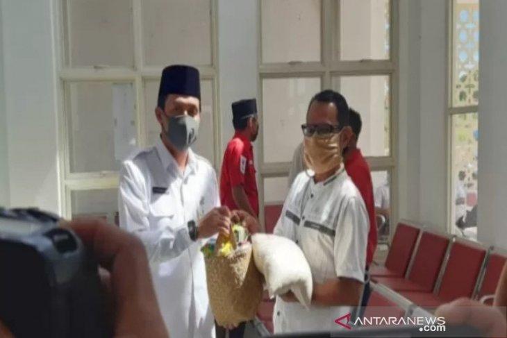 PMI Tanbu kucurkan bantuan ke masyarakat terdampak COVID-19