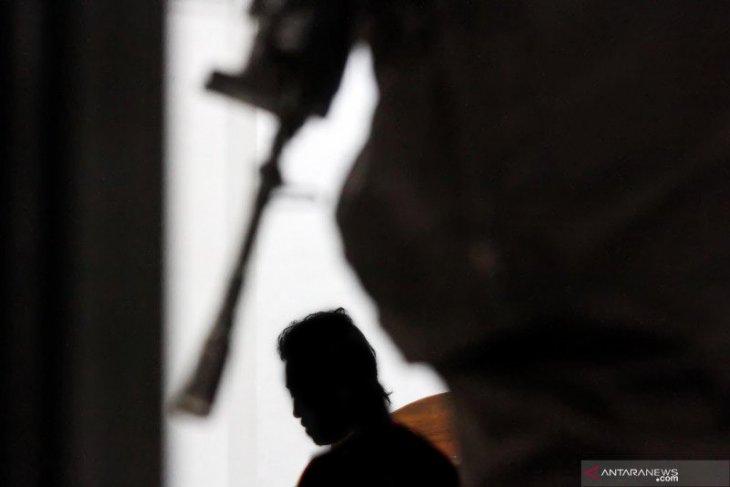 Pelaku pembunuhan  penjaga portal COVID-19 akhirnya dieksekusi mati