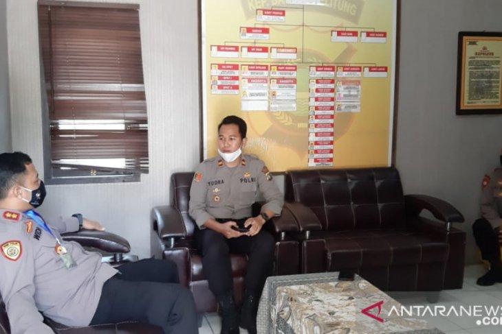 Kapolres Bangka lakukan kunjungan kerja ke tingkat sektor
