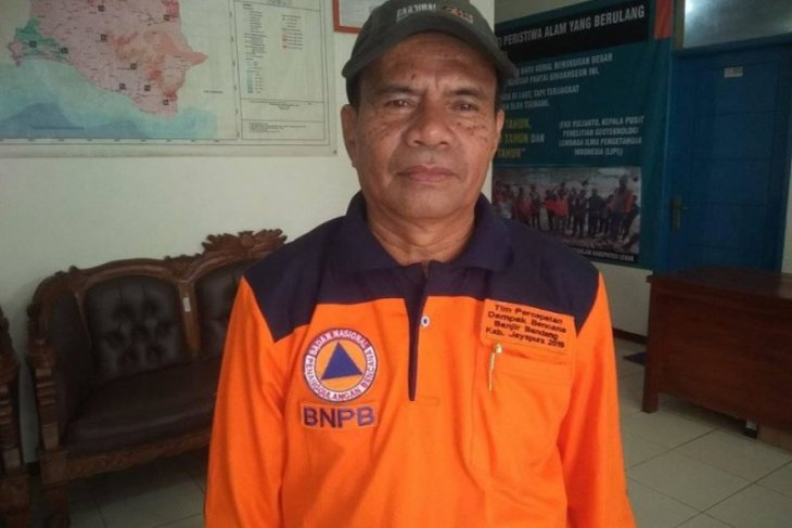 BPBD minta warga bantaran sungai di Lebak waspada banjir