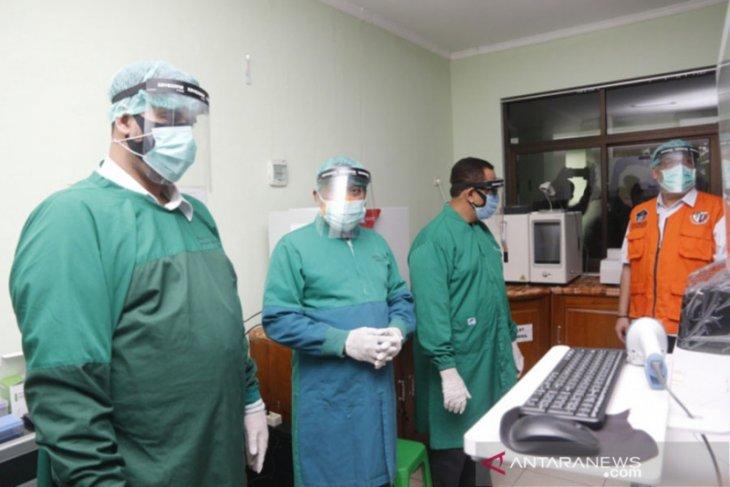 RSUD Kota Probolinggo mulai operasikan PCR untuk tes swab COVID-19