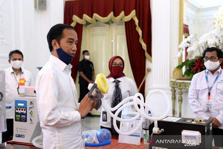 Presiden Jokowi minta perhatian khusus tingginya kasus COVID-19 di Jatim