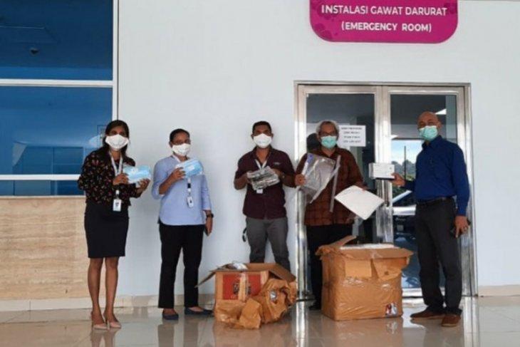 CCI salurkan bantuan APD bagi tenaga medis di Kota Ambon