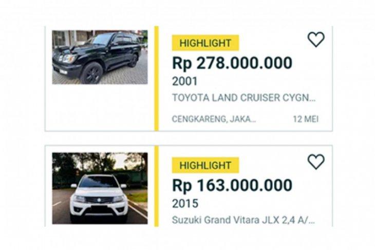 Jelang Lebaran permintaan mobil bekas susut, harga masih stabil