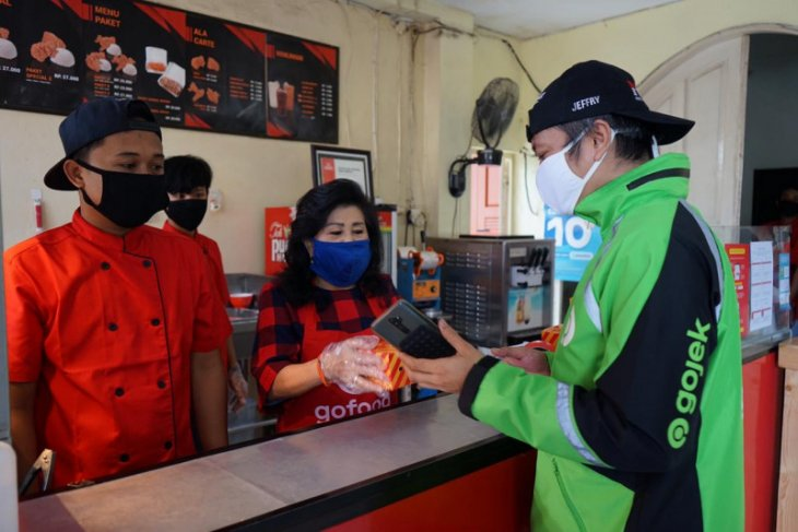 Private workers partner with GoFood during pandemic: research