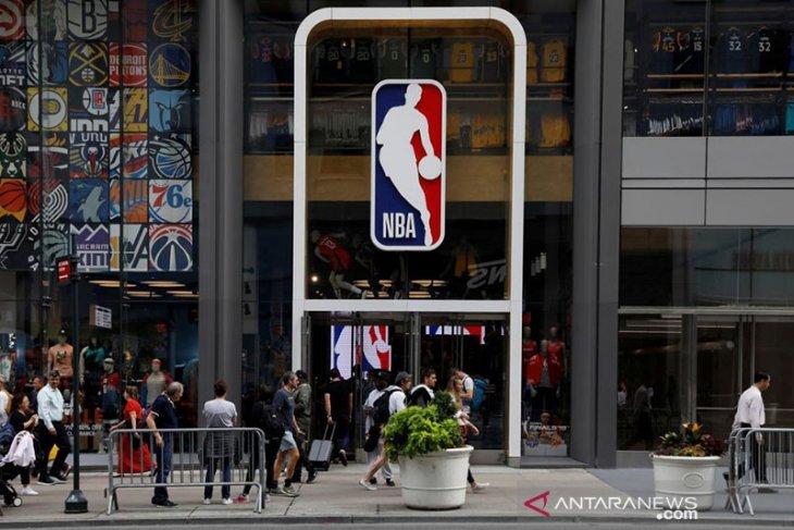 Pemain NBA sampaikan pesan sosial