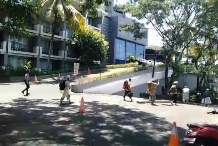 Gustu  transmisi lokal COVID-19 di Malut meningkat