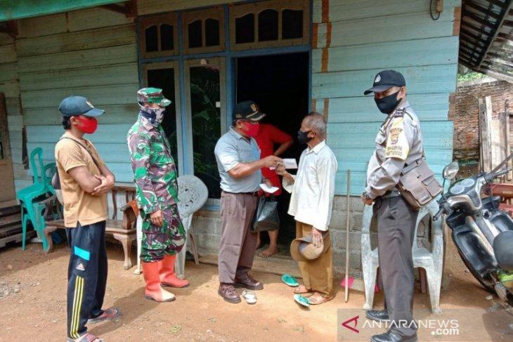 Polisi Mukomuko amankan pembagian BLT dana desa
