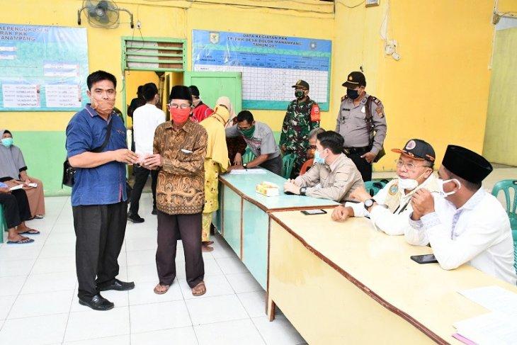 Pemkab Serdang Bedagai monitoring penyaluran  BLT Dana Desa