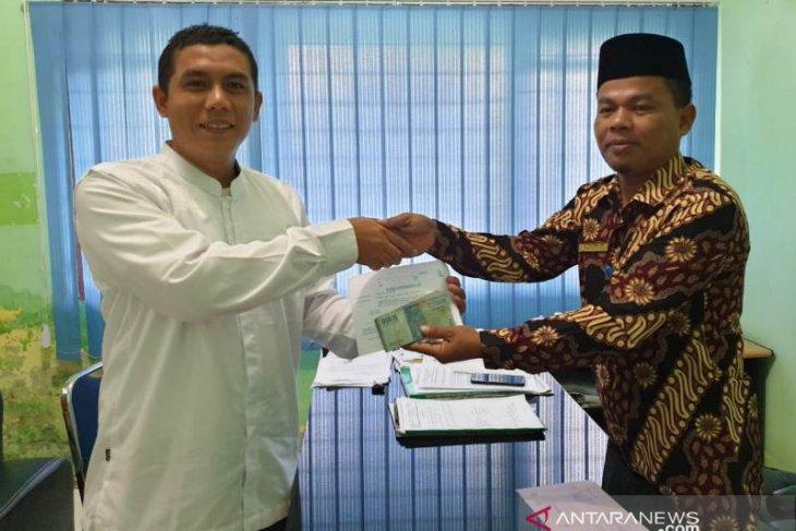 Kesadaran warga membayar zakat di Baitul Mal Aceh Barat meningkat