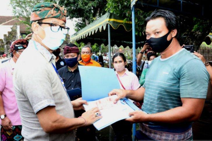 Pemkab Badung pastikan penyaluran bantuan sosial tepat sasaran