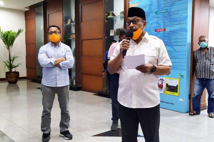 Gubernur  Enam daerah di Maluku jadi percontohan protokol New Normal