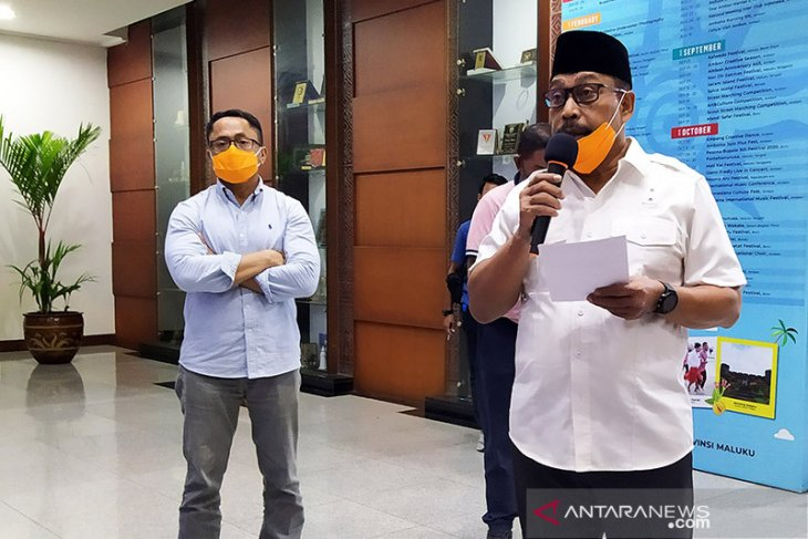 Gubernur Maluku larang pejabat gelar open house Idul Fitri 1441 H