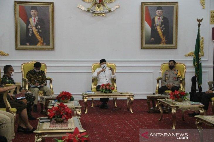 Gubernur larang pejabat di Bengkulu gelar open house