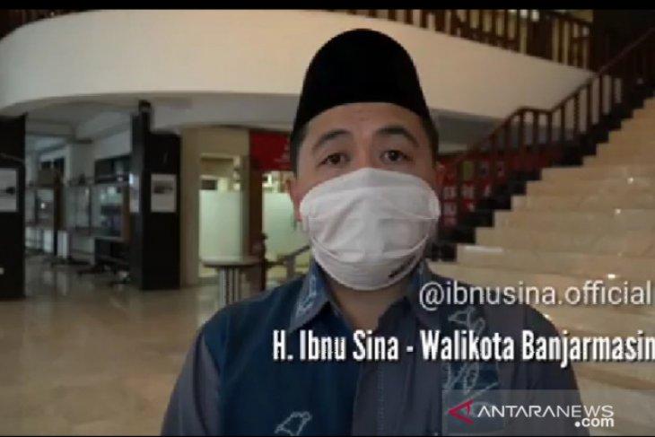 Wali Kota Banjarmasin bolehkan takbiran di masjid asal dengan batasan