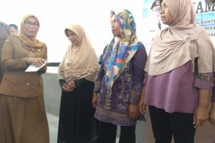 Bansos JPS dampak COVID-19 di Banten tersalurkan Rp21,822 miliar