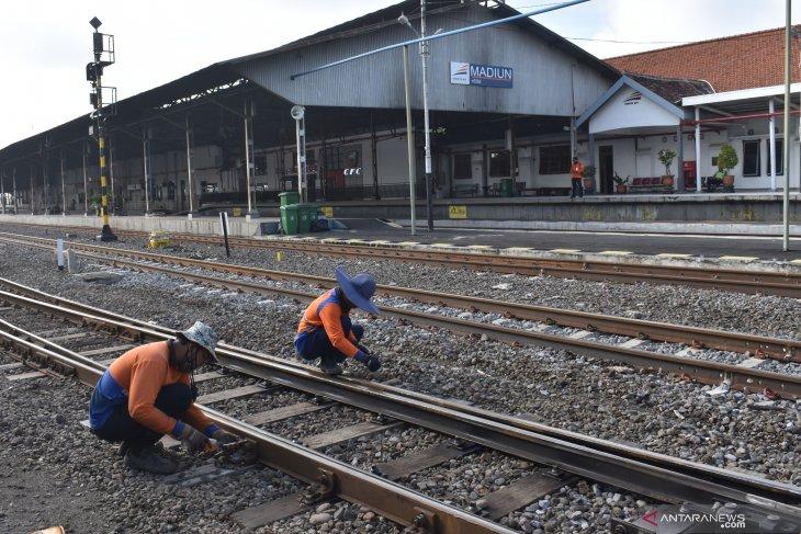 Perawatan Jalur Kereta Api